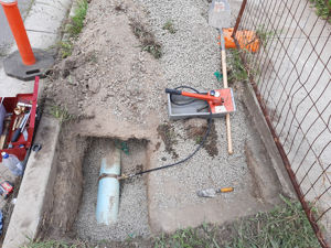 Thornton - new water service for subdivision
