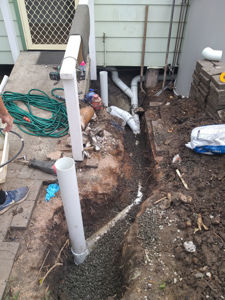 sewer renewal - Mayfield