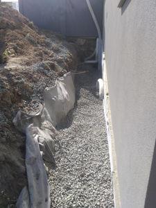 Belmont - sub surface drainage
