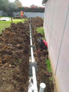 Cessnock - sewer renewal